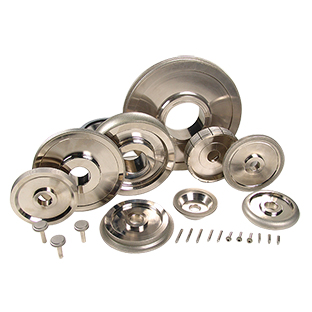 Electroplated Form Grinding Wheels